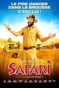 "Affiche du film ""Safari"""