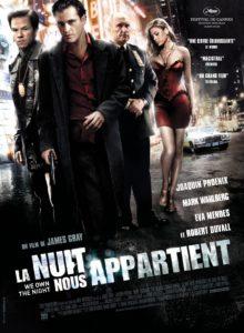 """Affiche du film """"La Nuit nous appartient"""""""