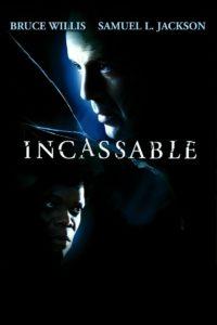 """Affiche du film """"Incassable"""""""