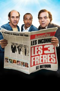 """Affiche du film """"Les trois frères : Le retour"""""""