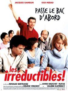 """Affiche du film """"Les Irréductibles"""""""