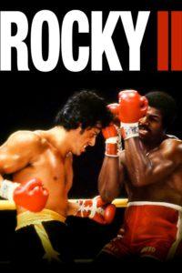 """Affiche du film """"Rocky II"""""""