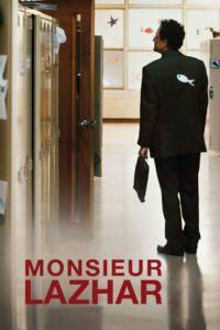 "Affiche du film ""Monsieur Lazhar"""