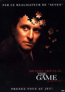 "Affiche du film ""The Game"""