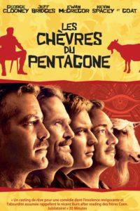 """Affiche du film """"Les Chèvres du Pentagone"""""""