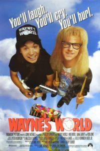 """Affiche du film """"Wayne's World"""""""