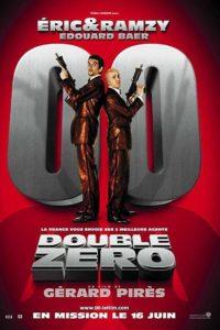 """Affiche du film """"Double zéro"""""""