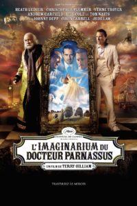"""Affiche du film """"L'Imaginarium du docteur Parnassus"""""""