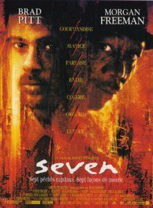 """Affiche du film """"Seven"""""""