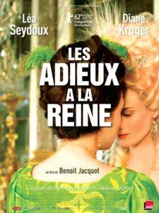 """Affiche du film """"Les Adieux à la reine"""""""