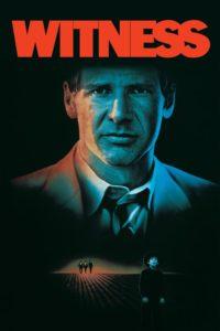 "Affiche du film ""Witness"""