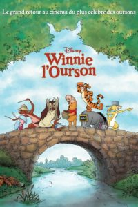 "Affiche du film ""Winnie l'Ourson"""
