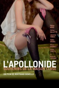 """Affiche du film """"L'Apollonide : Souvenirs de la Maison Close"""""""