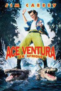 """Affiche du film """"Ace Ventura en Afrique"""""""