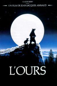 """Affiche du film """"L'Ours"""""""