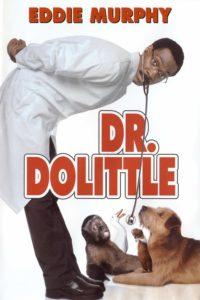 """Affiche du film """"Docteur Dolittle"""""""