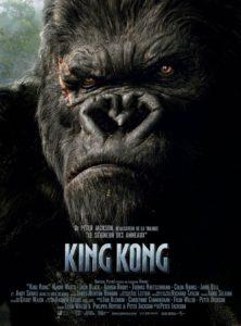 """Affiche du film """"King Kong"""""""