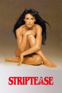 """Affiche du film """"Striptease"""""""