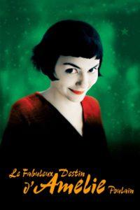 """Affiche du film """"Le Fabuleux Destin d'Amélie Poulain"""""""