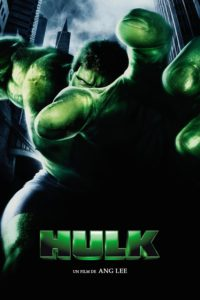 """Affiche du film """"Hulk"""""""