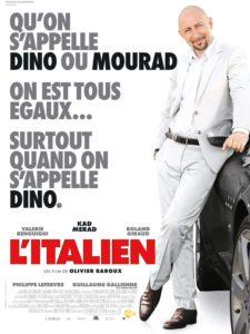 """Affiche du film """"L'Italien"""""""