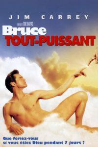 """Affiche du film """"Bruce tout-puissant"""""""