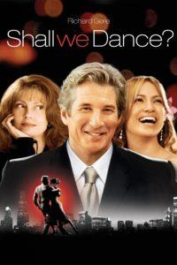 """Affiche du film """"Shall we dance? La nouvelle vie de Monsieur Clark"""""""