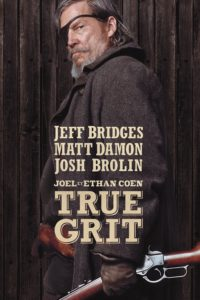 "Affiche du film ""True Grit"""