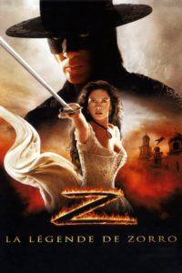 """Affiche du film """"La Légende de Zorro"""""""