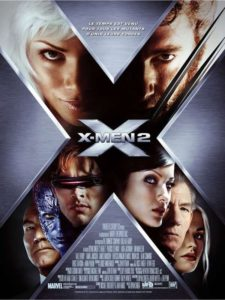 """Affiche du film """"X-Men 2"""""""