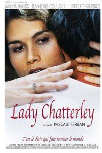 "Affiche du film ""Lady Chatterley"""