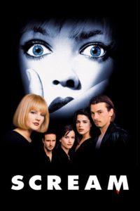 """Affiche du film """"Scream"""""""