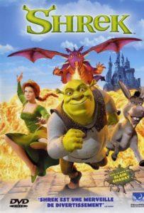 """Affiche du film """"Shrek"""""""