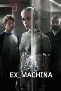 """Affiche du film """"EX_MACHINA"""""""