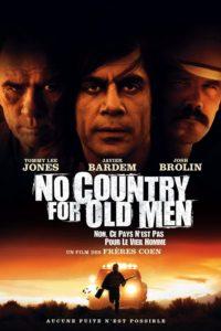 """Affiche du film """"No Country For Old Men"""""""