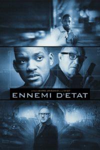 """Affiche du film """"Ennemi d'état"""""""