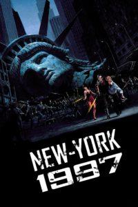 "Affiche du film ""New York 1997"""