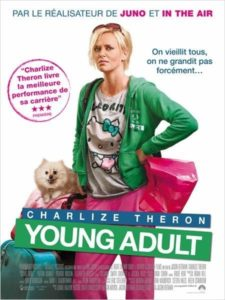 """Affiche du film """"Young Adult"""""""