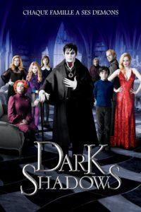 """Affiche du film """"Dark Shadows"""""""