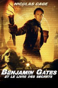 """Affiche du film """"Benjamin Gates et le Livre des secrets"""""""
