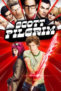 "Affiche du film ""Scott Pilgrim"""