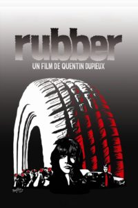 """Affiche du film """"Rubber"""""""