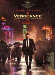 """Affiche du film """"Vengeance"""""""