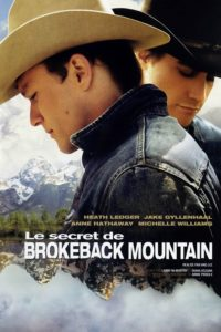 """Affiche du film """"Le Secret de Brokeback Mountain"""""""