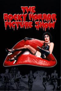 "Affiche du film ""The Rocky Horror Picture Show"""