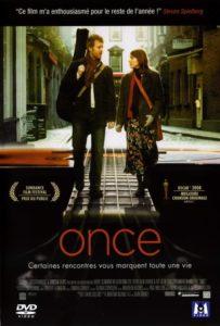 """Affiche du film """"Once"""""""