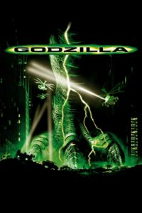 "Affiche du film ""Godzilla"""