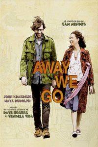 "Affiche du film ""Away We Go"""