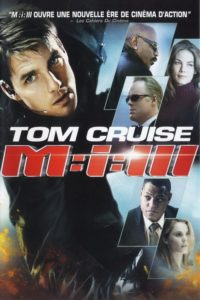 """Affiche du film """"Mission : Impossible 3"""""""